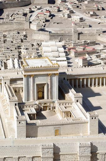 The Temple of God and How Jesus Fulfilled Every Piece